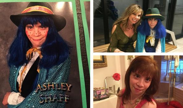 Ashley Shaff Montage