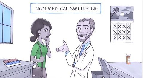 Non Medical Switching Hurts Patients With Mental Health Challenges