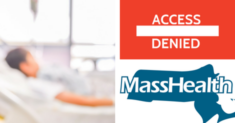 Patients Oppose Masshealth Section 1115 Demonstration Amendment
