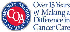 coa community oncology alliance