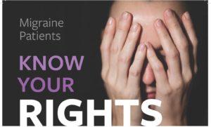 Migraine Patient Rights