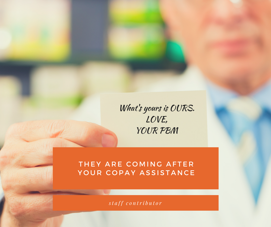 There are 117 million adults living with one or more chronic conditions in the United States. Many of them need some form of copay assistance ...