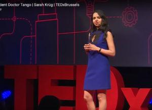 Sarak Krug TEDx