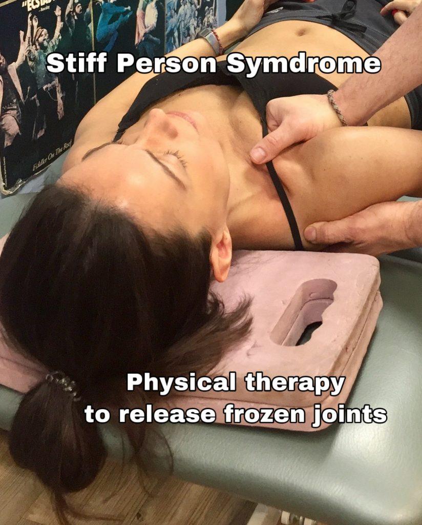 Stiff person syndrome1