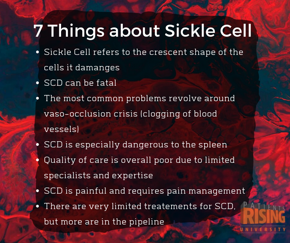 sickle cell disease treatments