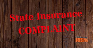 state insurance complaint