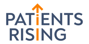 Patients Rising logo