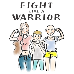 Fight Like A Warrior
