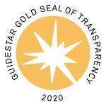 Guidestar Gold Seal of Transparency 2020