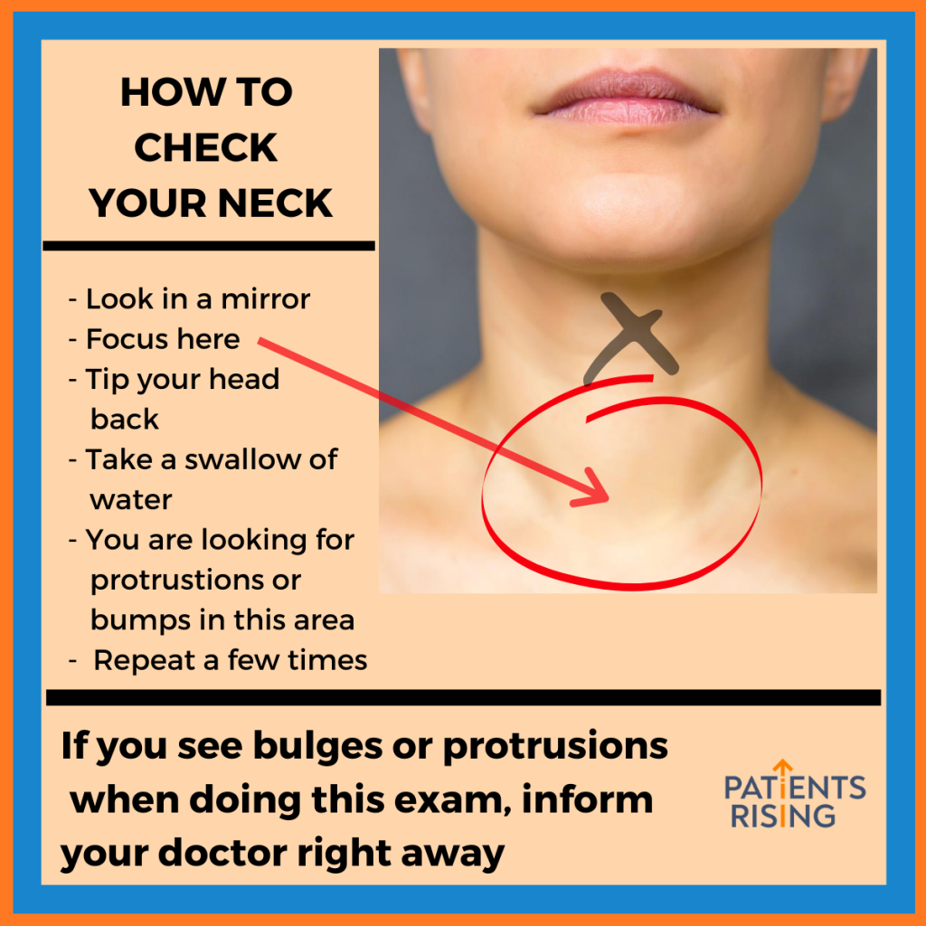 DIY neck check